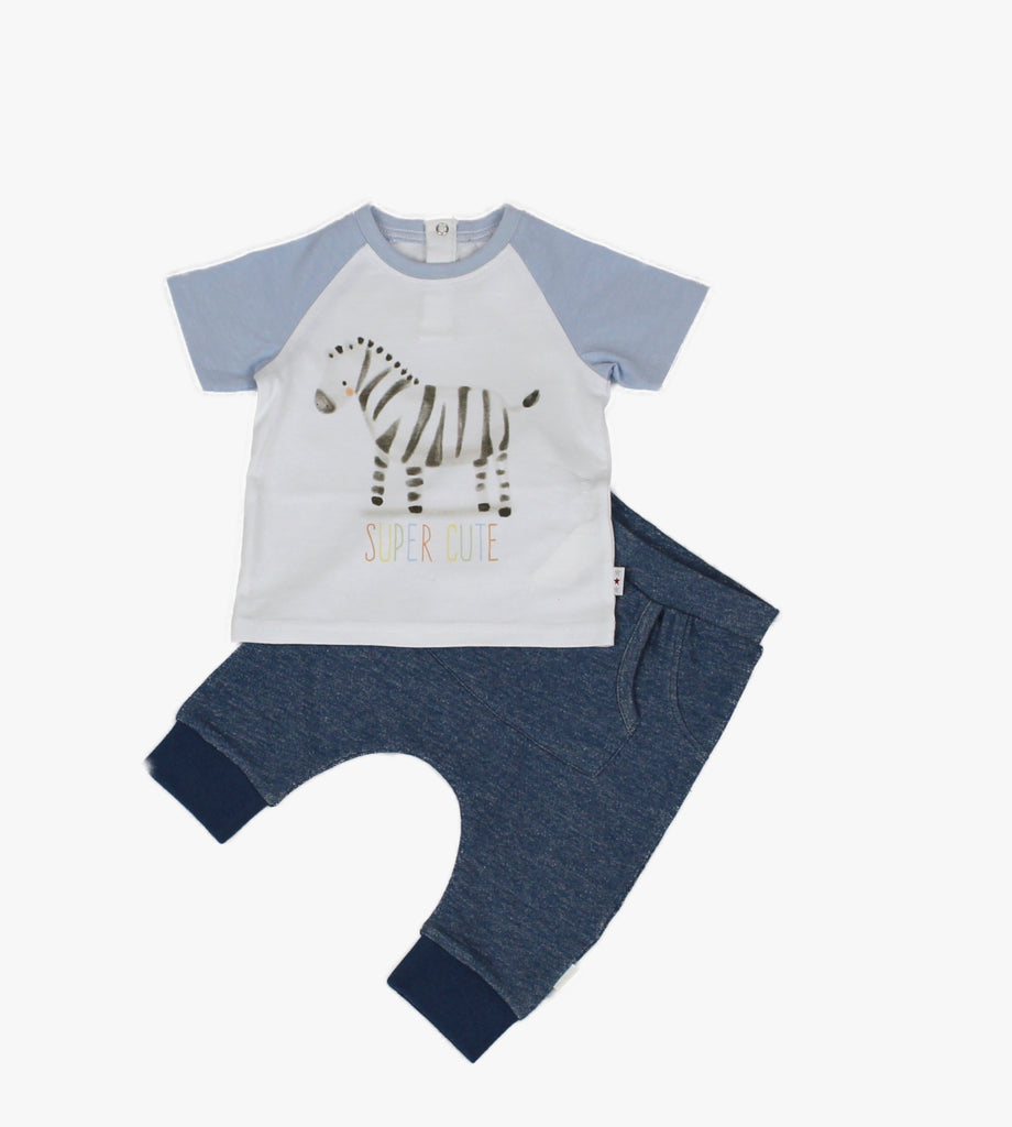 INFANT BOYS SPACE T-SHIRT & JOG PANT SET (1-3 YEARS) J2615