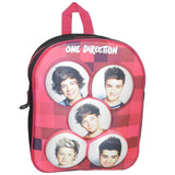 One Direction 3D Junior Backpack