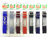 Kids Elastic Snake Belt: Multi-Coloured