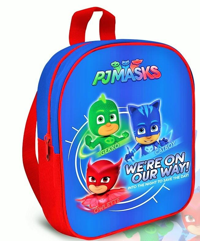 PJMasks Medium Backpack 31x25 (10304)