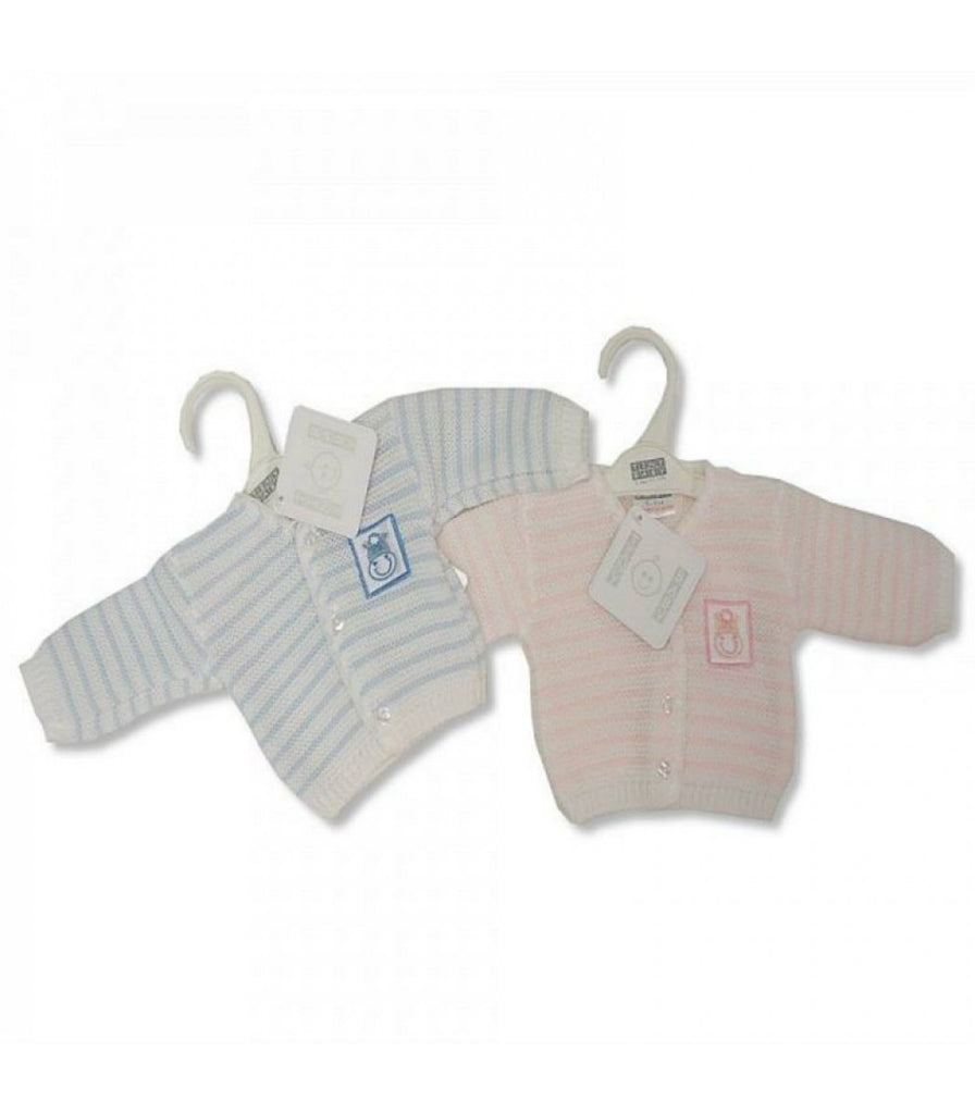 Baby Premature Knitted Cardigan - 875