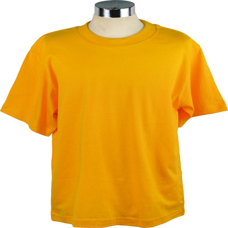 Coloured T-Shirt (Sizes 2 Years to 11-13 Years)