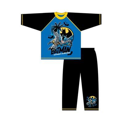 BOYS OLDER BATMAN L/L PJ (Z01_24815)Unit Price:£3.85 - Kidswholesale.co.uk