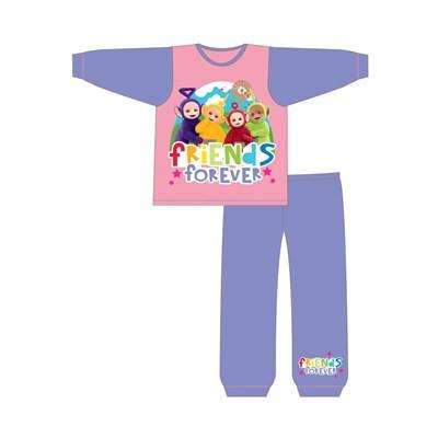 GIRLS TODDLER TELETUBBIES S/F PJS (Z01_24826)