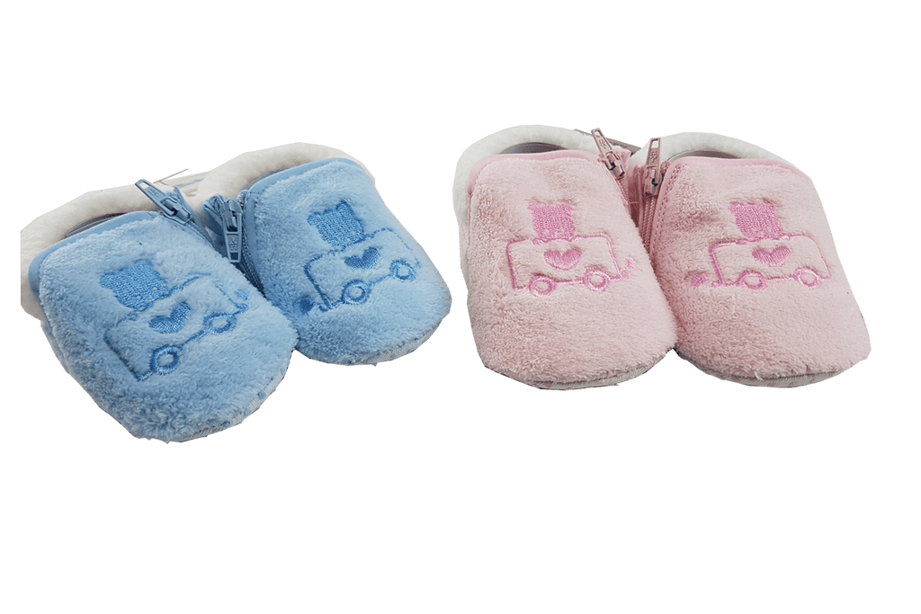 BABY SLIP ON SHOES: B1167