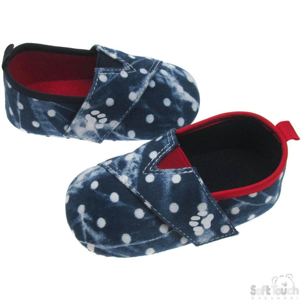 DENIM SHOES: B1229