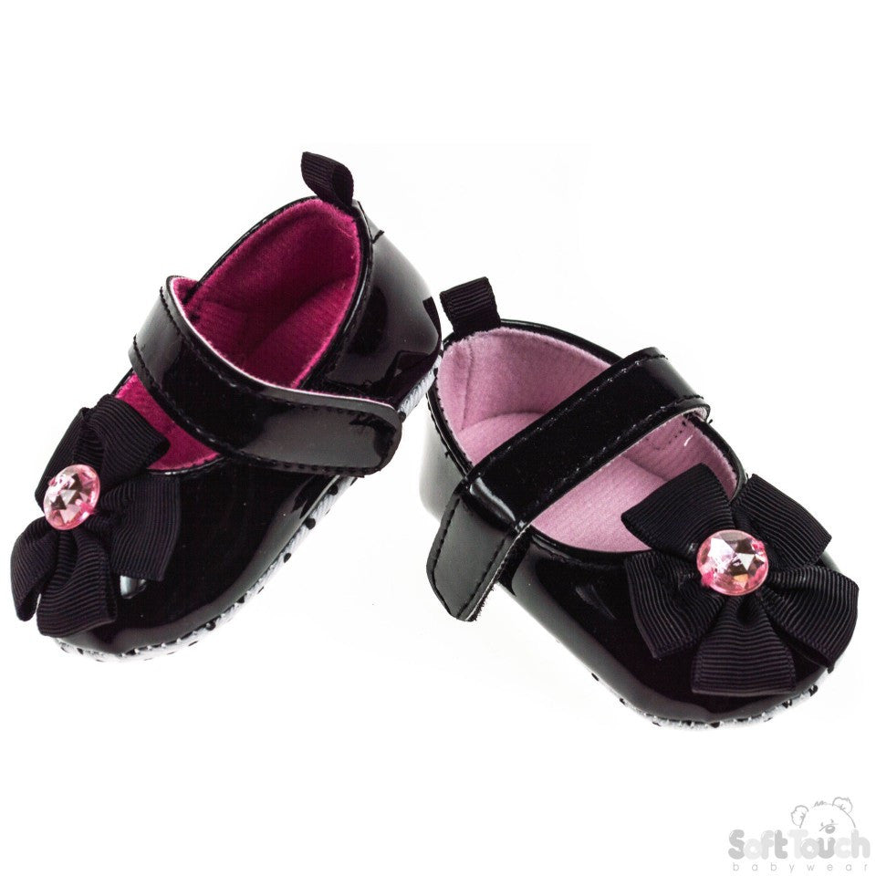 GIRLS PU SHOES: B2066