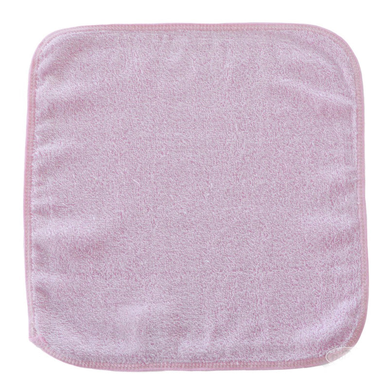 Plain Pink Supersoft Face Cloth BF45-P - Kidswholesale.co.uk