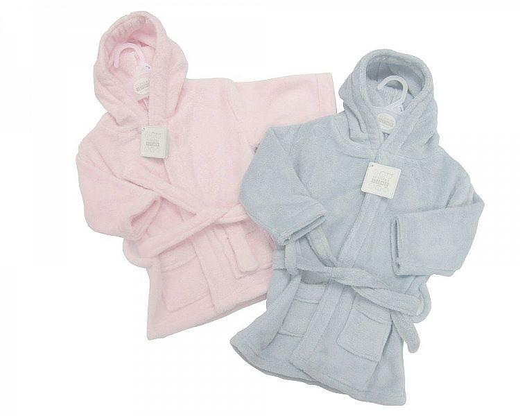Baby Coral Fleece Bathrobe( Bis 2021-1149 )Unit Price:£4.95