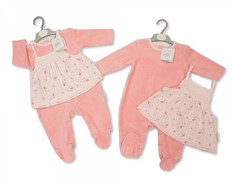 Baby Girls 2 pcs Set - Little Fairy (BIS2025-1622)