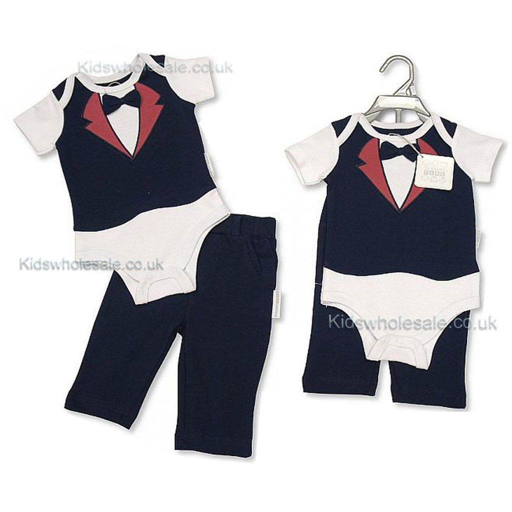 Baby Boys 2 Pieces Set- Smart 0-9 Months (Bis 2027-1890)