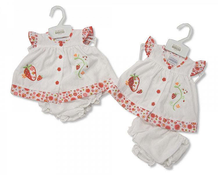 Baby Poly/Cotton Dress - Tiny Baby - 1400