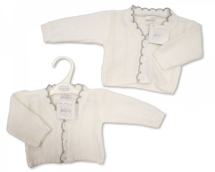 Knitted Baby Boys Cardigan - 478
