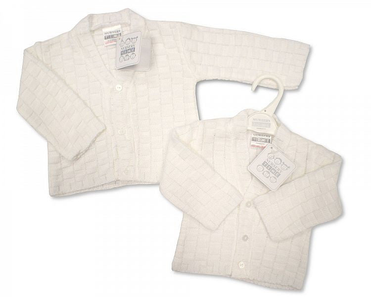 Knitted Baby Boys Cardigan - 480
