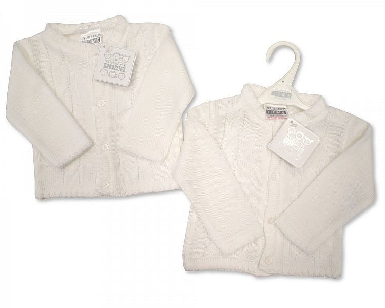 Knitted Baby Boys Cardigan - 484