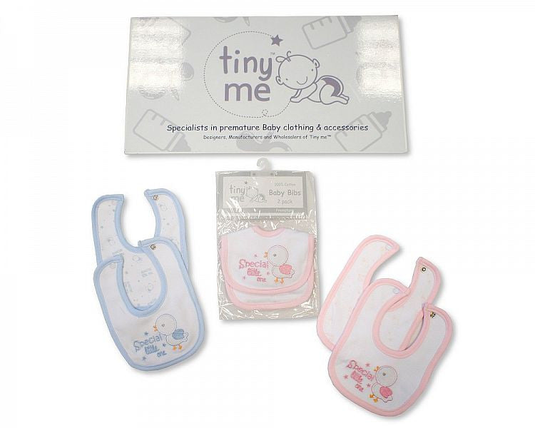 Premature Baby Bibs 2 Pack - Special Little One