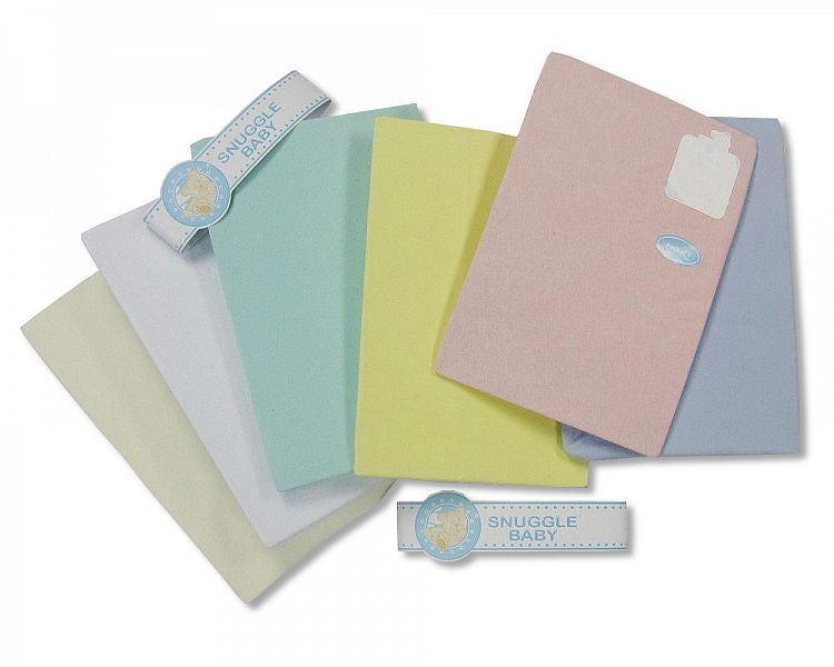 Moses Basket Sheets-206