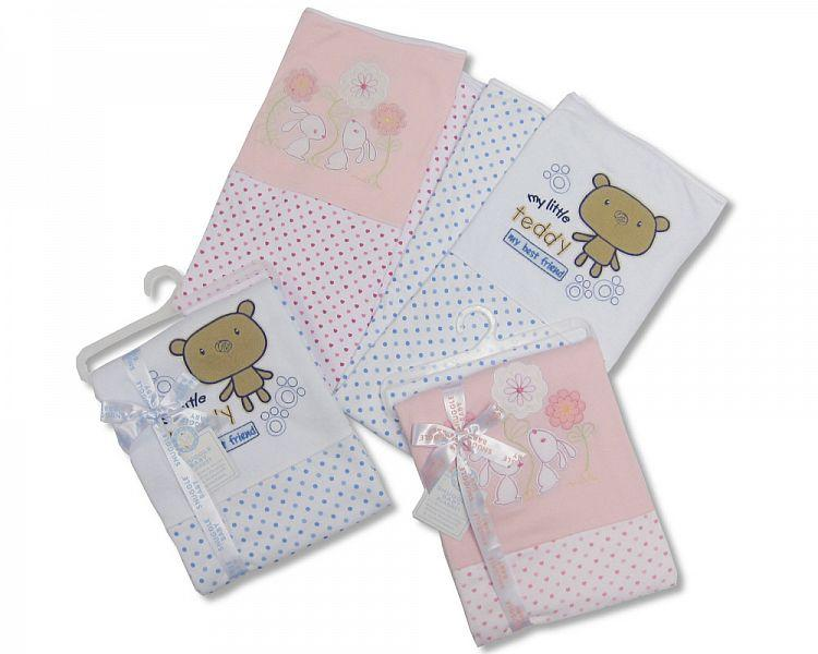Baby Cotton Blanket - 658