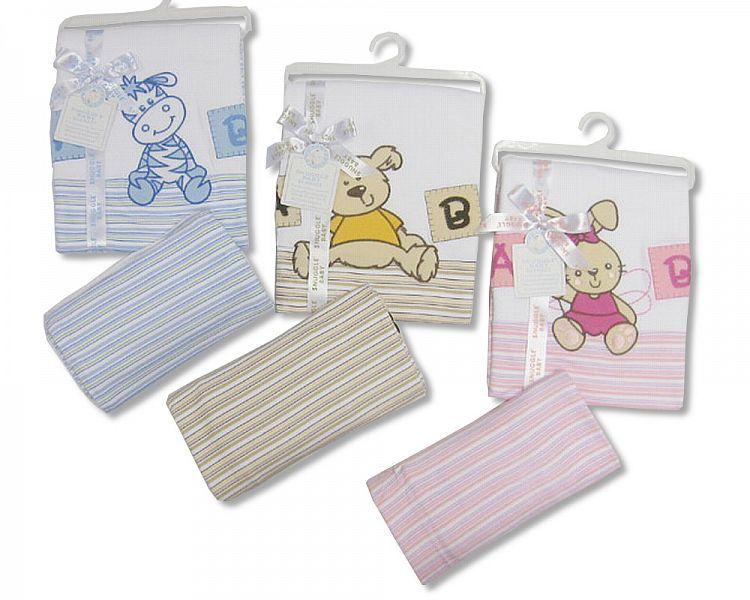 Baby Cotton Blanket - 659