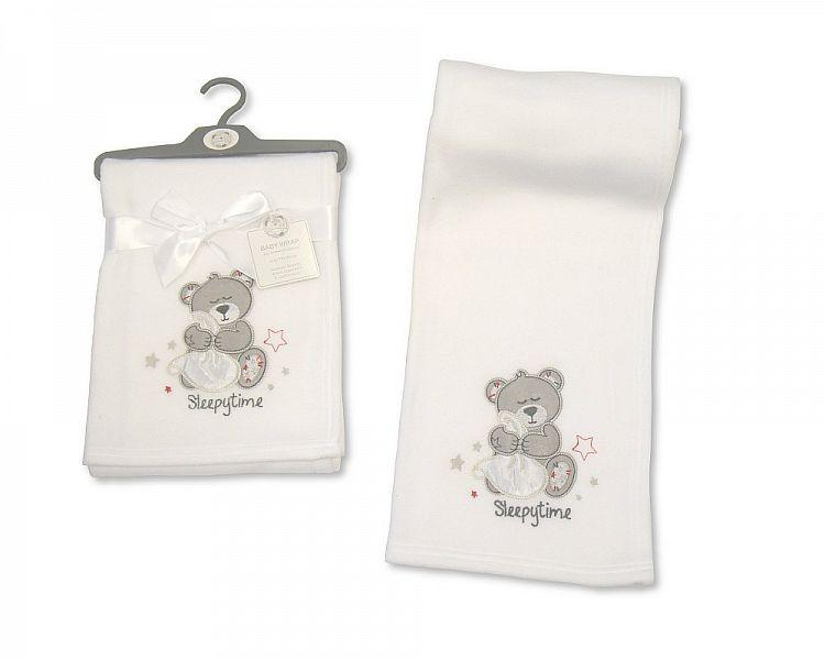 Baby Wrap - Sleepy Time-851 - Kidswholesale.co.uk