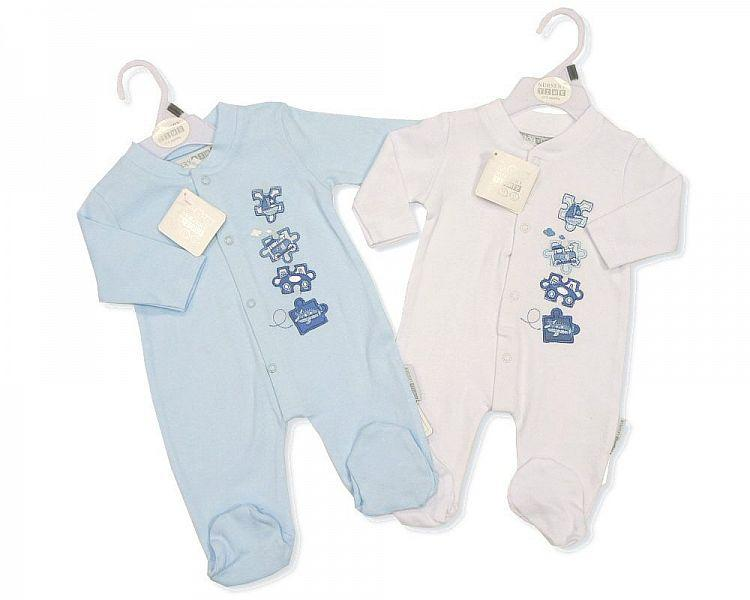 Baby Cotton All in One - 0257