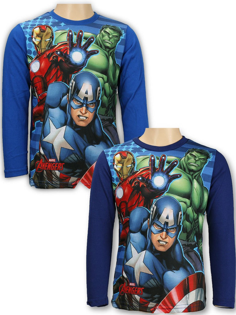 Avengers Super hero Long Sleeve T-shirt (961-921)