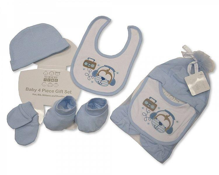 Baby 4 pcs Mesh Set - Monkey (Gp 2515-0634)