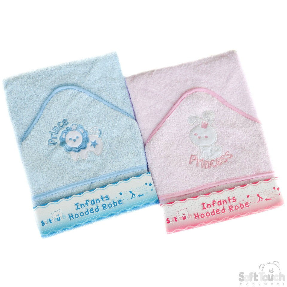 Infant Hooded Robes No.HT16-PB