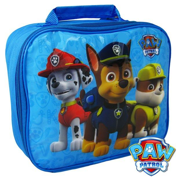Paw Patrol Lunch Bag (9985225HV)