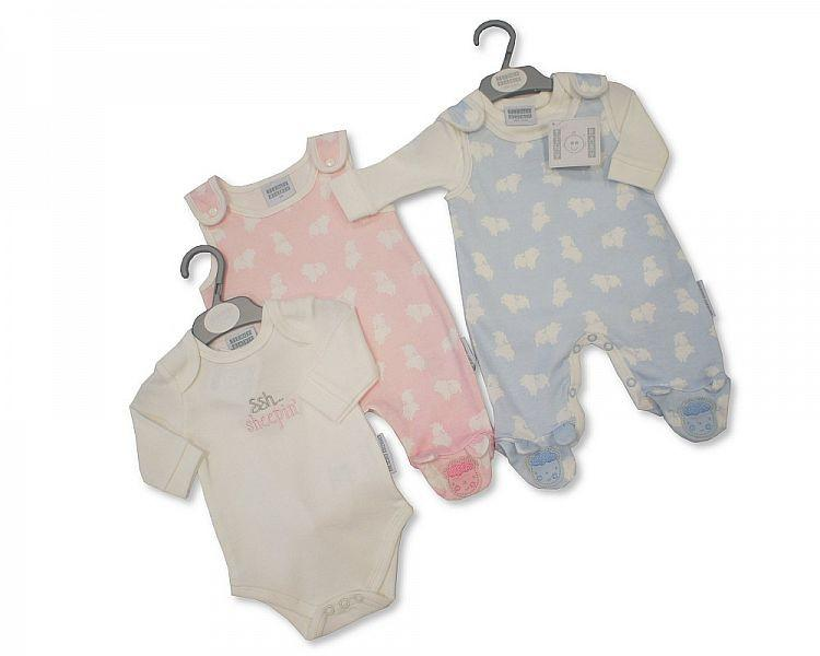 Tiny Baby 2 pcs Set - Sheepin'(Pb 2015-422)