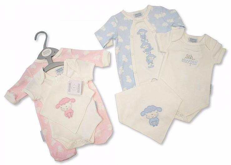 Tiny Baby 3 pcs Set - Sheepin' (PB 2015-423)