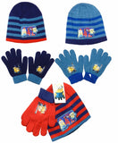 Minions 2pc Knitted Hat/Glove Set -780-324
