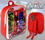 Marvel Avengers Large Backpack 41x31