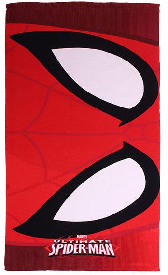 Spider Man Boys Beach Towel Microfibre