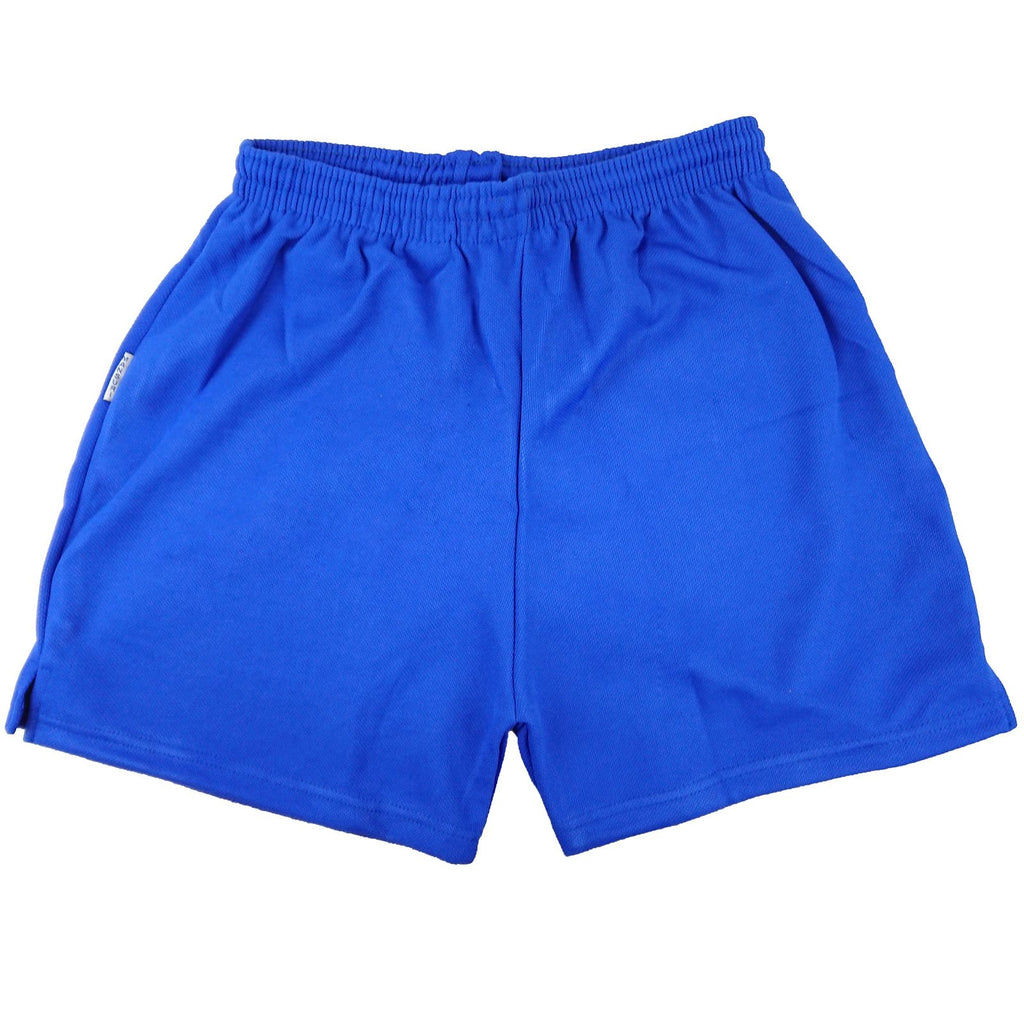 Royal - Clearance School Mesh Shorts - P.E/Sports - 3-XXL