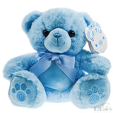 Blue Teddy Bear W/Paws - 20cm - TB120-B