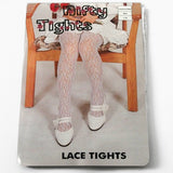 Nifty Lace Tights (4-14 Years)