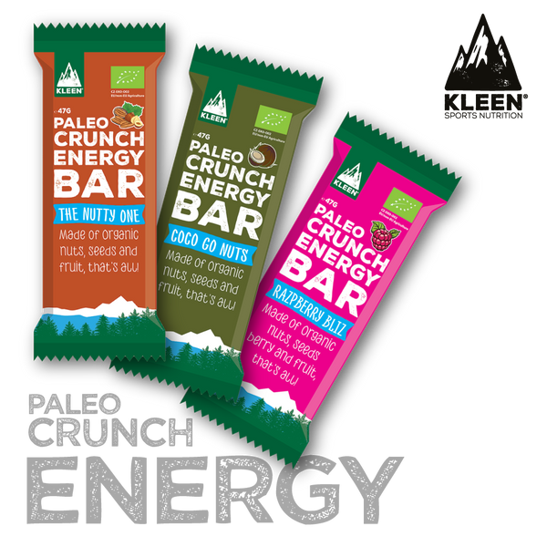 KLEEN® Paleo Crunch ENERGY - SAMPLE PACK
