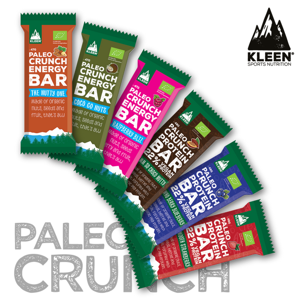 KLEEN® Paleo Crunch - SAMPLE PACK