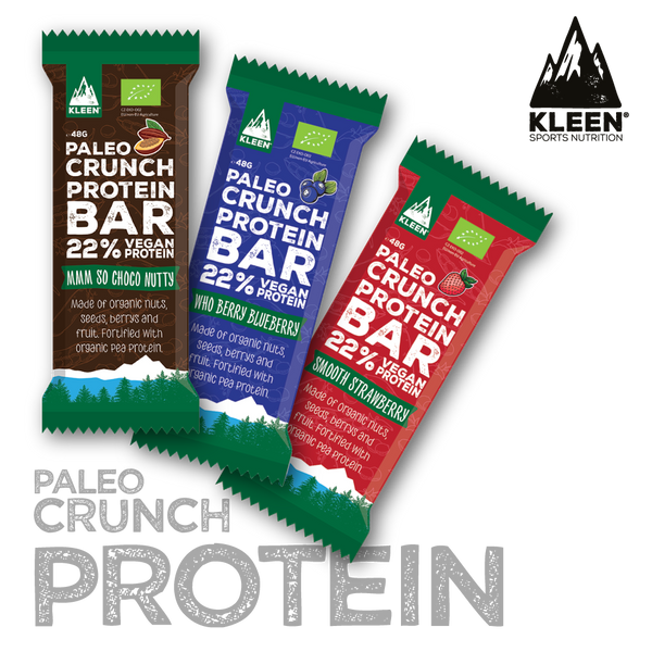 KLEEN® Paleo Crunch PROTEIN - SAMPLE PACK