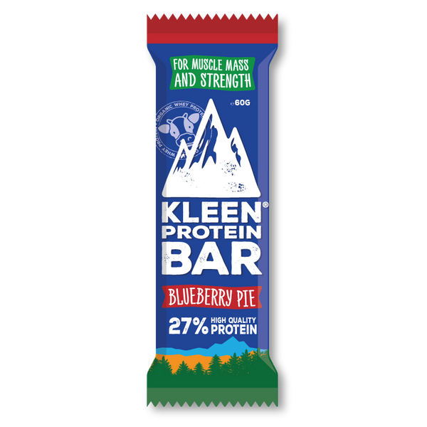 KLEEN® Performance PROTEIN - Blueberry Pie