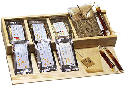 Tea Assortment Gift Box