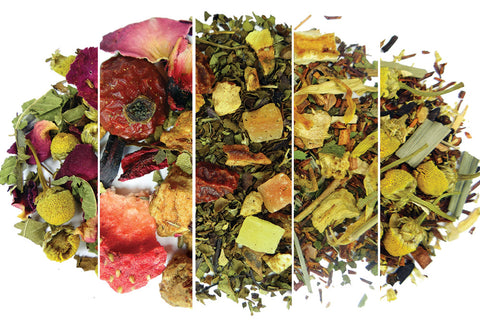 We have a range of flavorful and aromatic premium Artisan teas