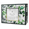 TeaTreasure Green Tea Pyramid Tea Bags Collection - an Assorted Sample Gift Box