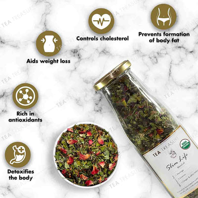 Slimming Tea - Gift Bottle