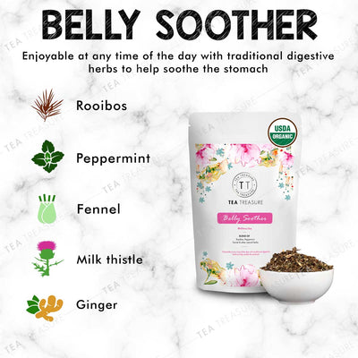 Belly Soother Tea