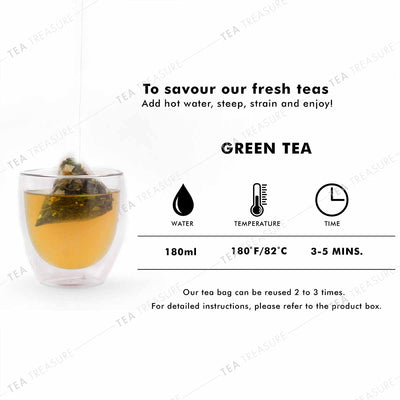 Super Tulsi Green Tea