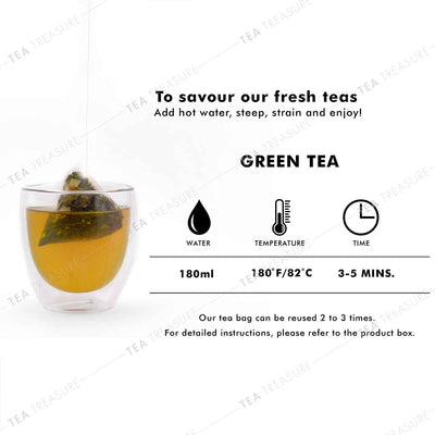 Kahwa Green Tea