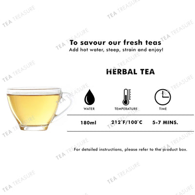 Calm - Herbal Tisane Tea