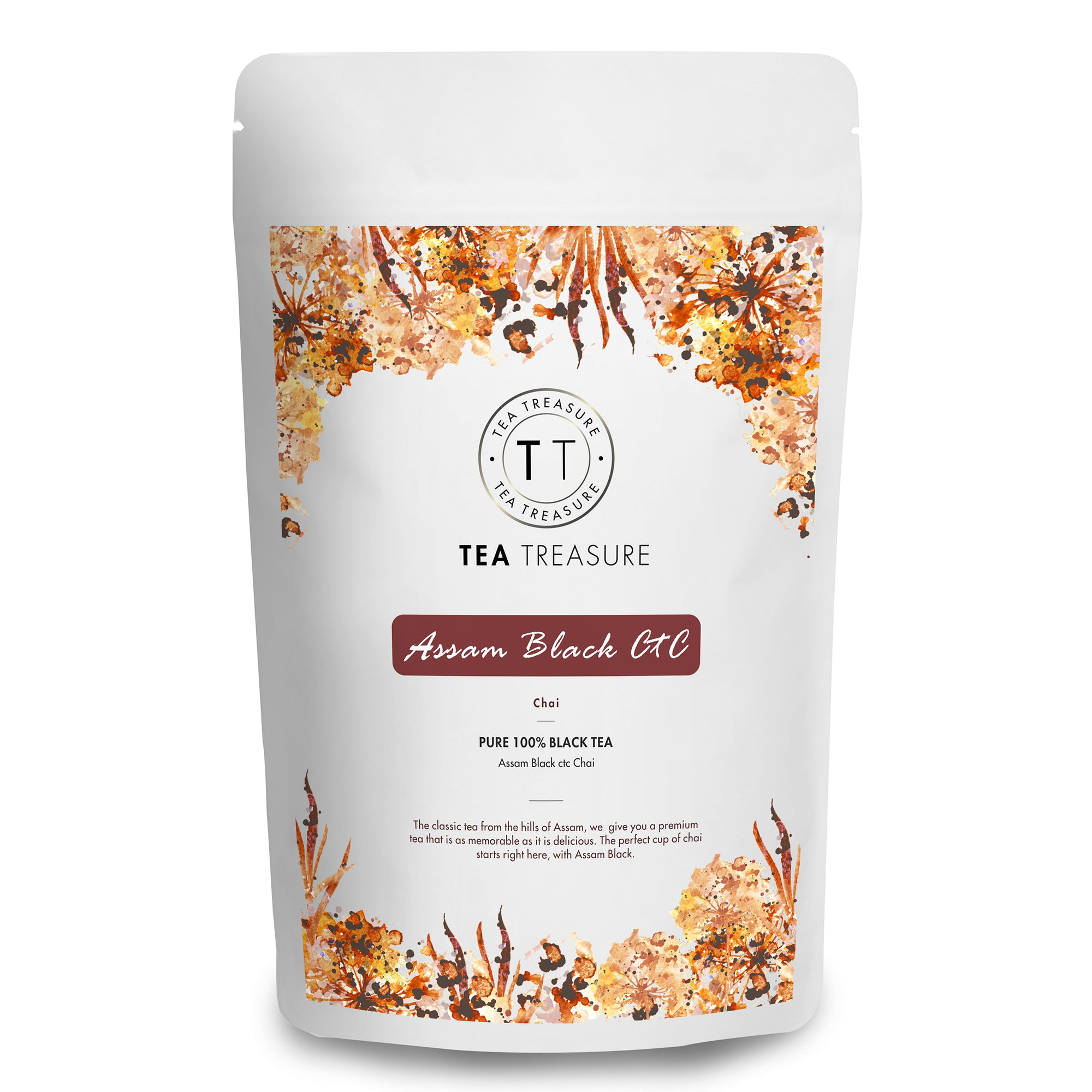 Premium - CTC Assam Indian Chai